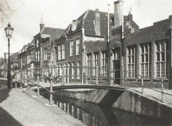 Voormalige Bewaarschool, Middelstegracht, Leiden Beeld via Atelier Space
