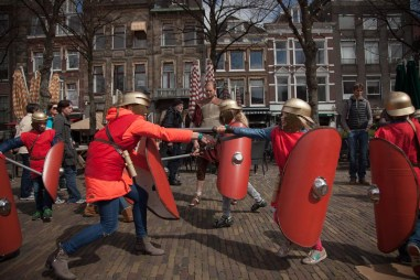 Romeinen, Den Haag Foto: BNG Bank Erfgoedprijs 2017