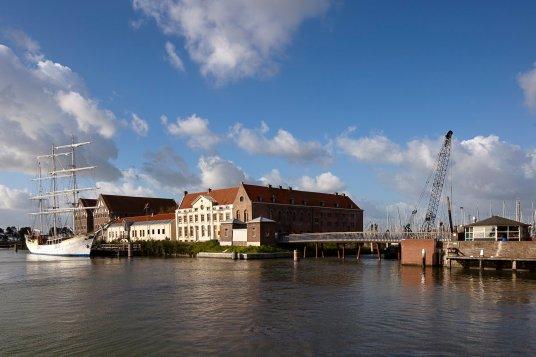 Oostereiland Hoorn.Foto gemeente Hoorn