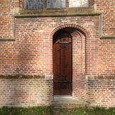 Het duivelsdeurtje van de kapel
