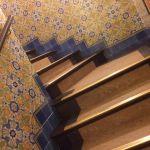 De trap in kasteel de Haar. Waar leidt dit naar toe?