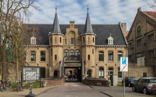 De Blokhuispoort, Leeuwarden