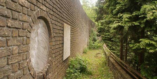 Plan voor ondergronds museum bij Muur van Mussert wint ontwerpwedstrijd