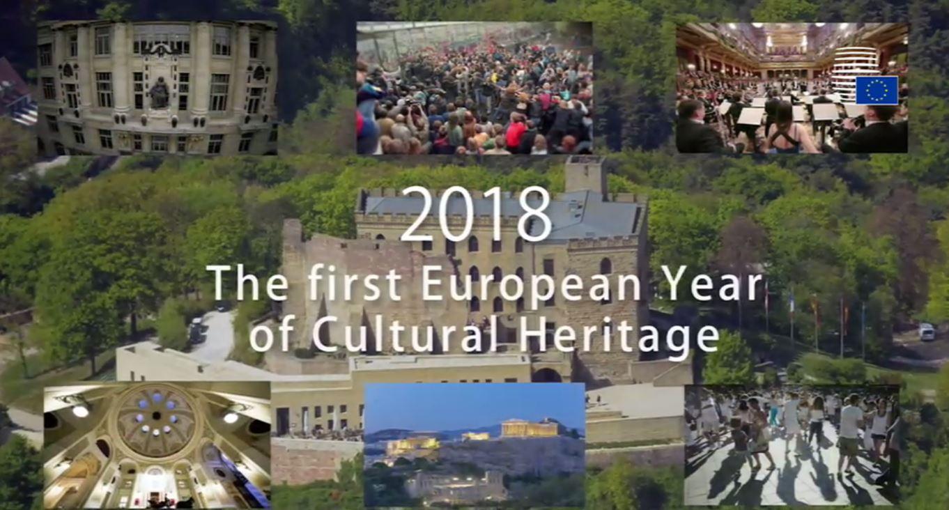 Europees Jaar van het Cultureel Erfgoed 2018 officieel gelanceerd in Milaan