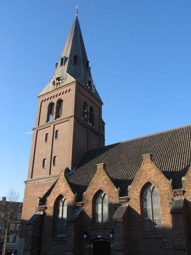 De Grote Kerk in Wageningen