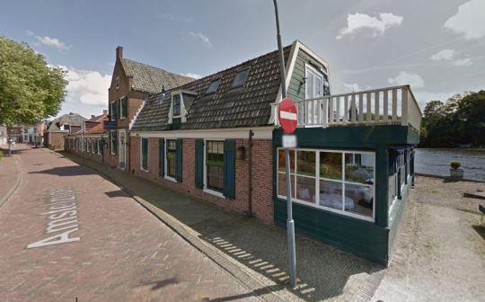 &#039't Jagershuis op de Amstelzijde