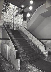 Beglazing voor 1939 Foto: Stichting Vrienden van het Jongeriuscomplex