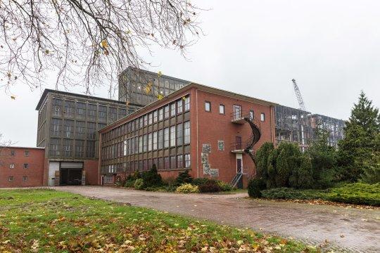 Harculo Centrale Zwolle  Foto: BOEi