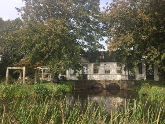Stoomgemaal Ter Idzaard Friesland