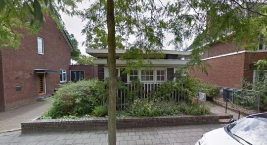 Voormalige sjoel aan de Randwijklaan 13 in Amstelveen
