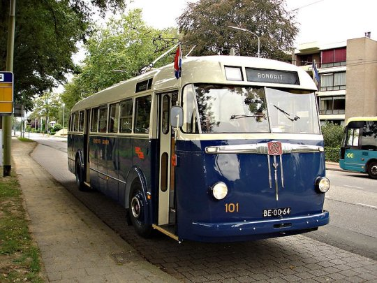 Museumtrolley 101