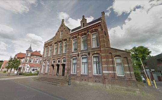 Voormalige postkantoor in Coevorden