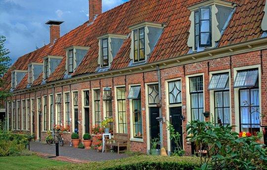 Het Pepergasthuis in Groningen