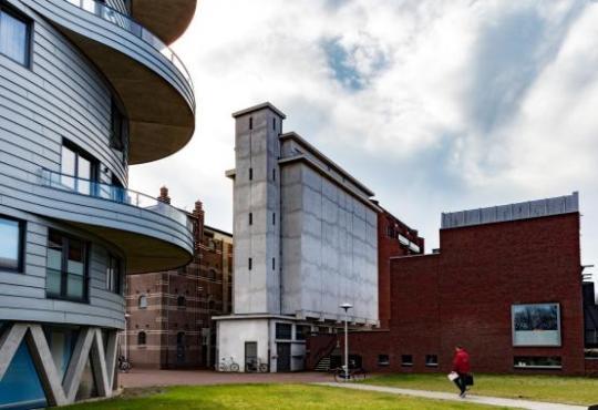 Silo Cereolfabriek, Utrecht