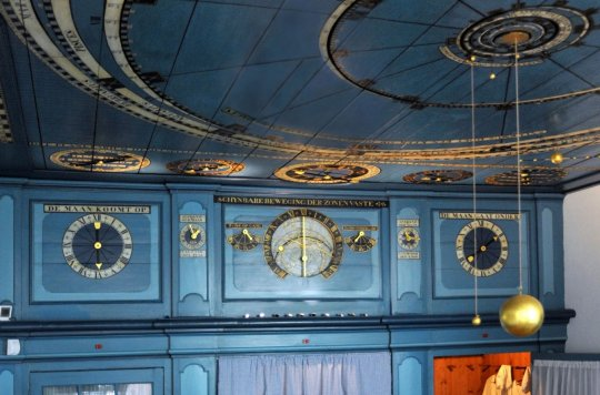 Planetariumkamer Eisinga, Franeker