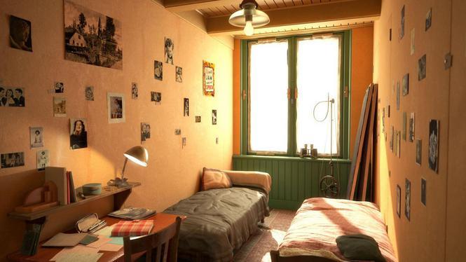 Achterhuis Anne Frank Huis nu virtueel te bezoeken