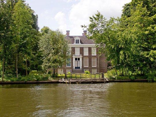 Buitenplaats Over Holland in Nieuwersluis kan ook rekenen op geld voor restauratie