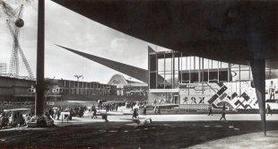 Paviljoen Gilliot op Expo58 paviljoen