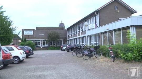 Voormalige BATO-fabriek in Enschede