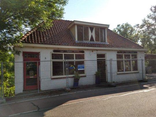 Café Kadoelen in Amsterdam-Noord
