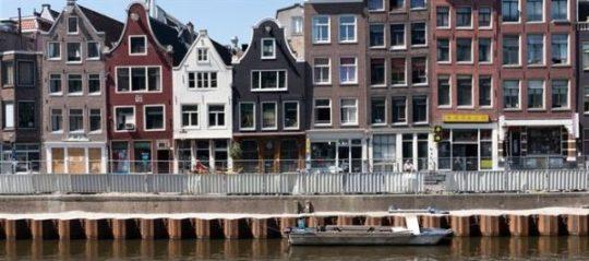 De Geldersekade in Amsterdam