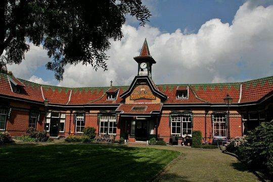 Gabbemagasthuis in Leeuwarden