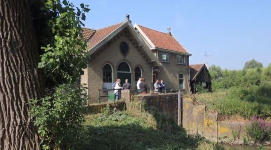 Stoomgemaal Het Vissertje in Dordrecht