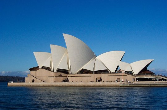 Het Sydney Opera House
