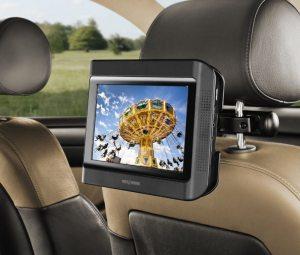 Nextbase Click'n Go DVD player.