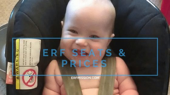 ERF seats & prices