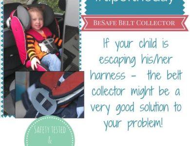 BeSafe belt collector