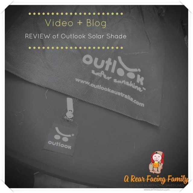 Outlook sun shade power review