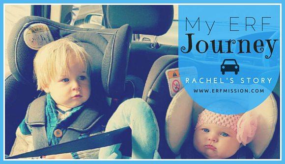My ERF Journey - Rachel's Story