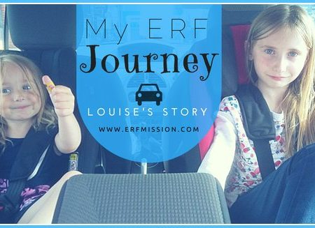 My ERF Story - Louise