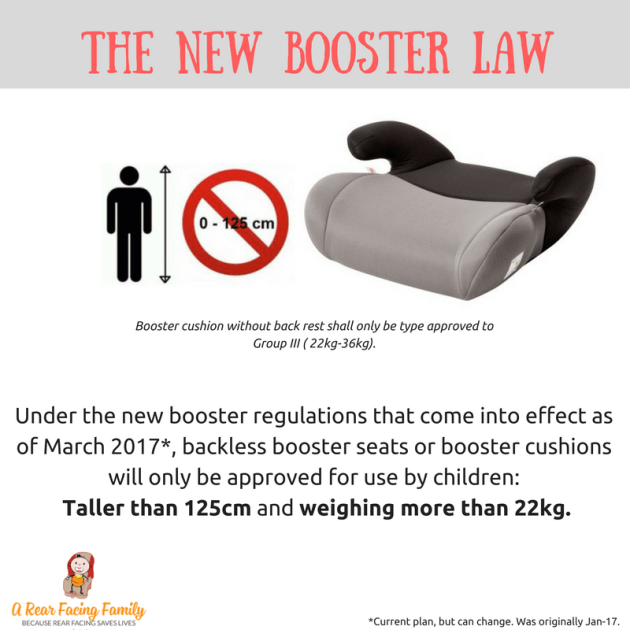 booster law changes