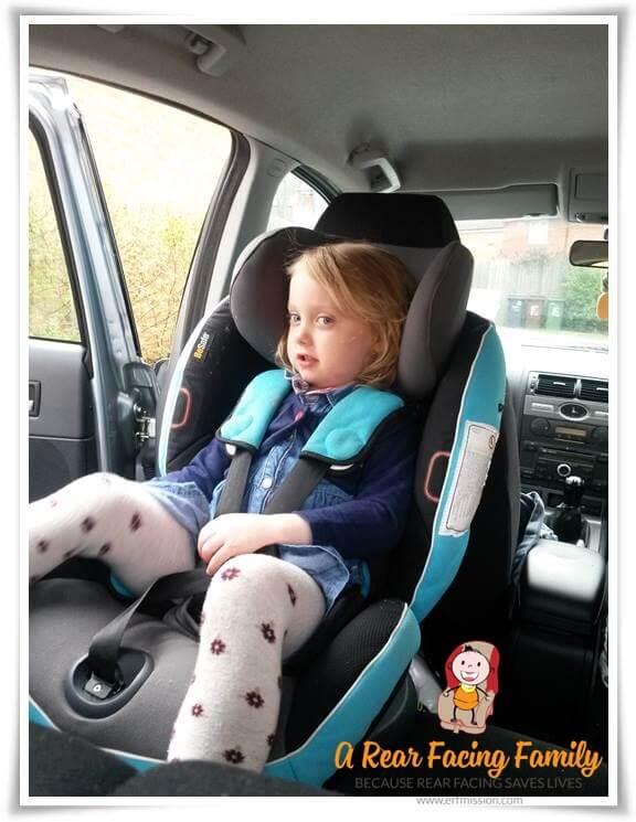 BeSafe izi Plus age 4