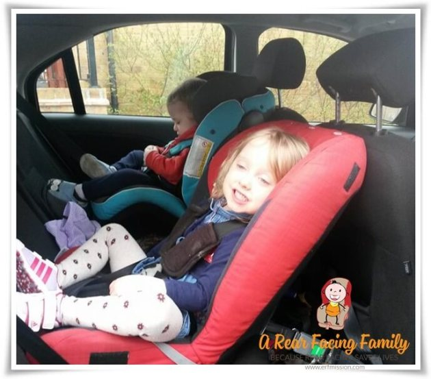 Besafe Izi Plus Car Seat Review A Rear Facing Family