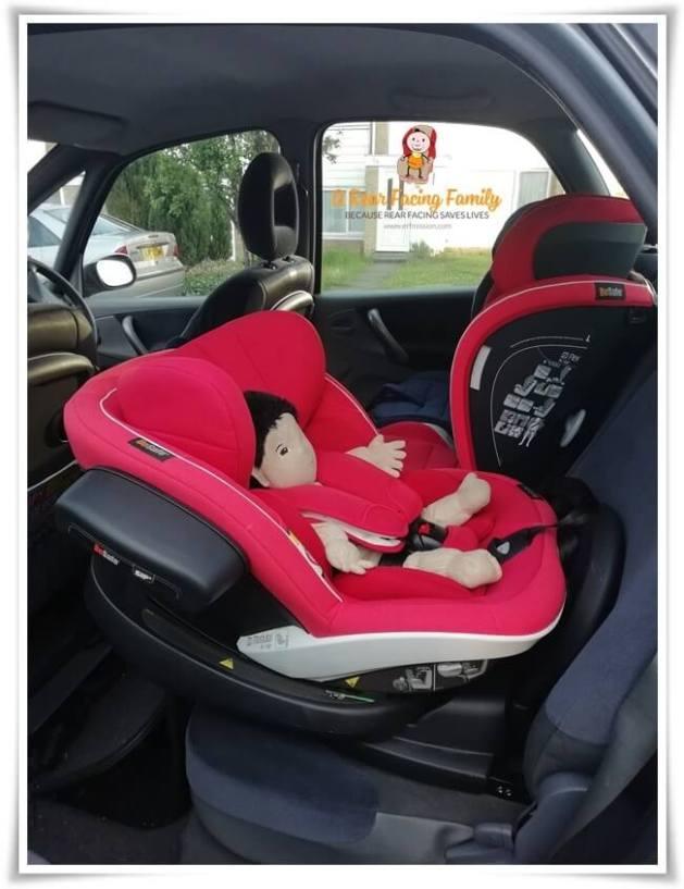 Modular RF baby