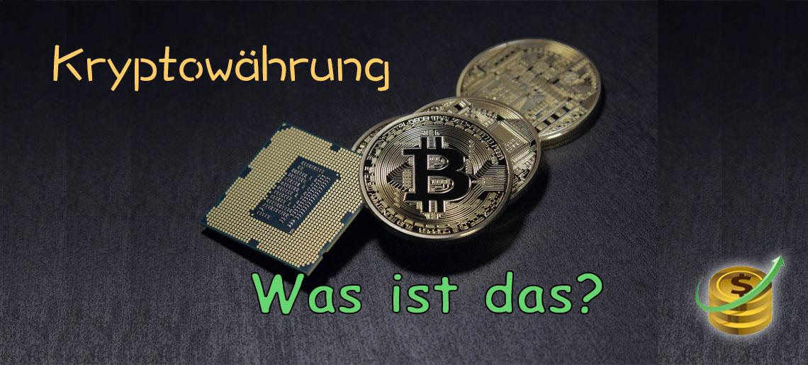 Was sind Kryptowährungen?