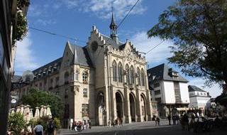 Architektur Stadtführung Erfurt