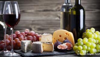 Wein und Käseabend in Erfurt