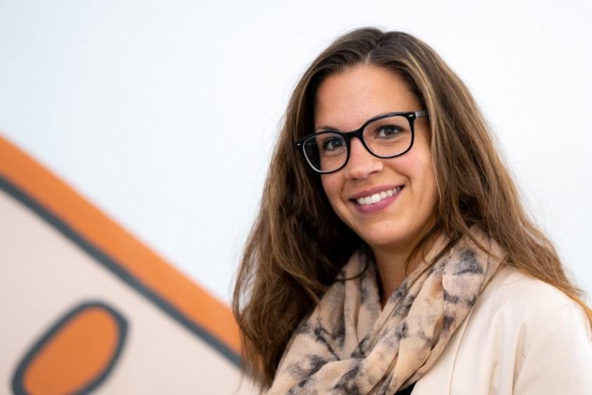 Physiotherapeutin Corinna Schumacher