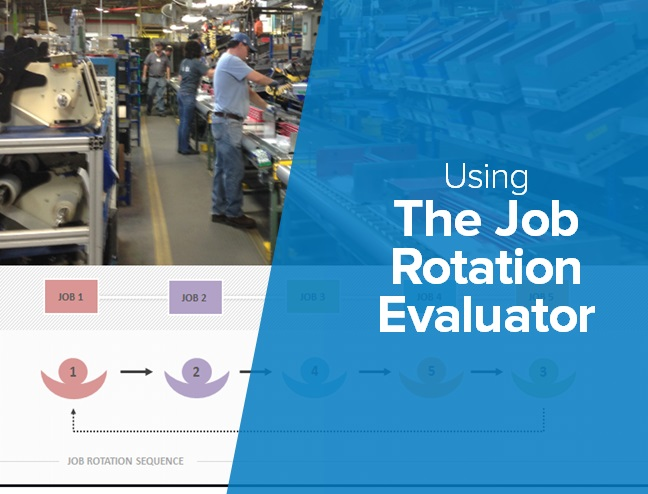Using Job Rotation Evaluator