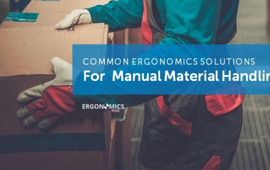 8 Essential Ergonomics and Injury Prevention Solutions For Manual Material Handling