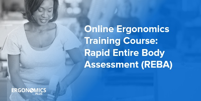 Online Ergonomics Training Course --- Rapid Entire Body Assessment (REBA)