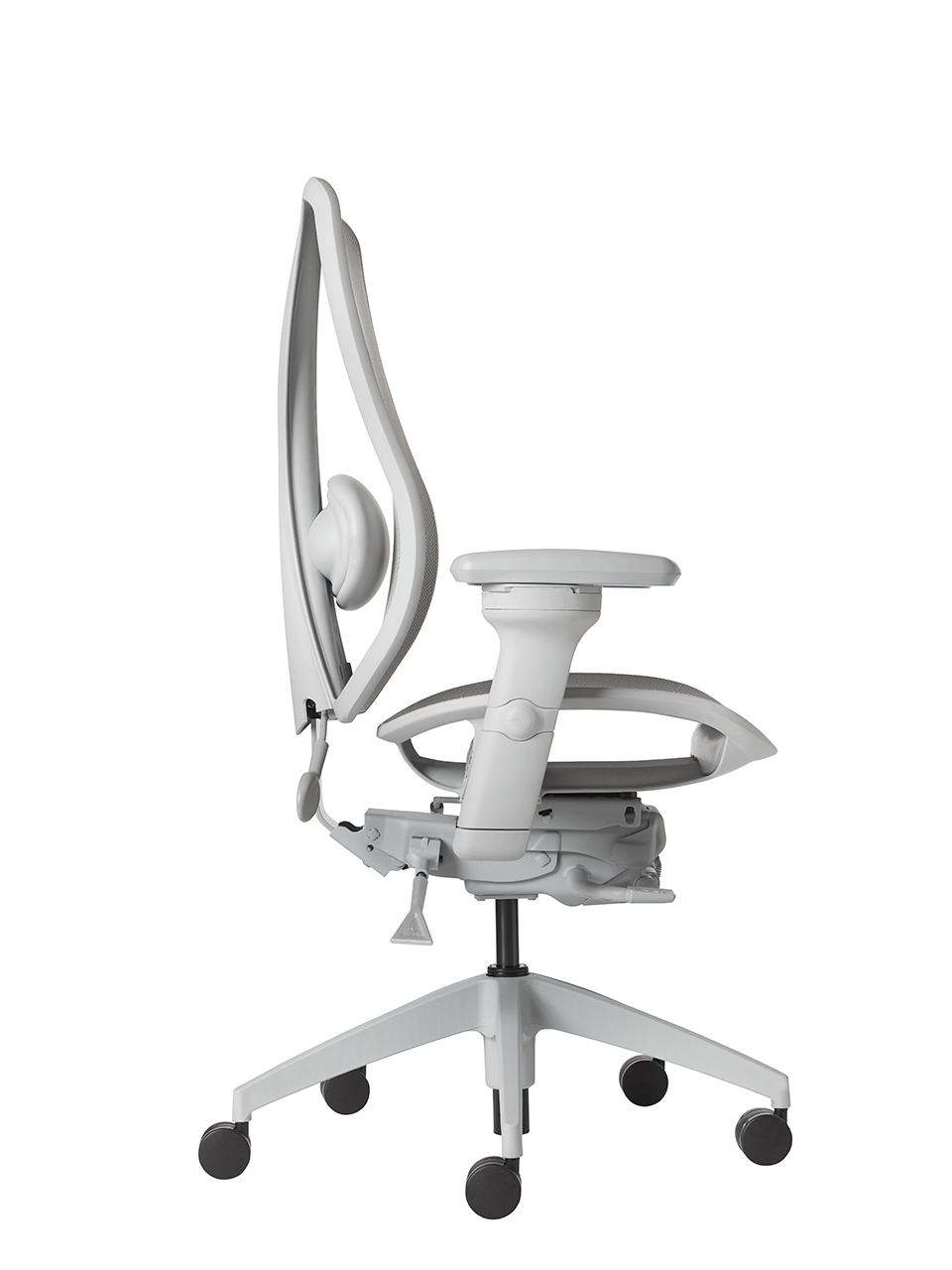 24 Hour Office Chairs 24 Hour Office Chair Tcentric Hybrid Ergonomic Chair From Ergocentric