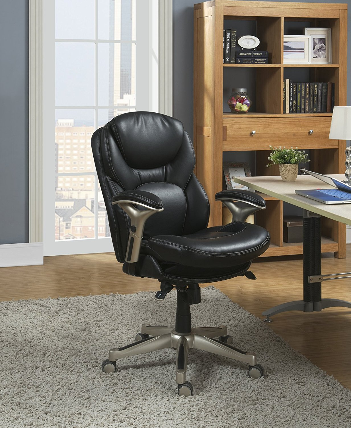 Serta Back in Motion MidBack Office Chair Review