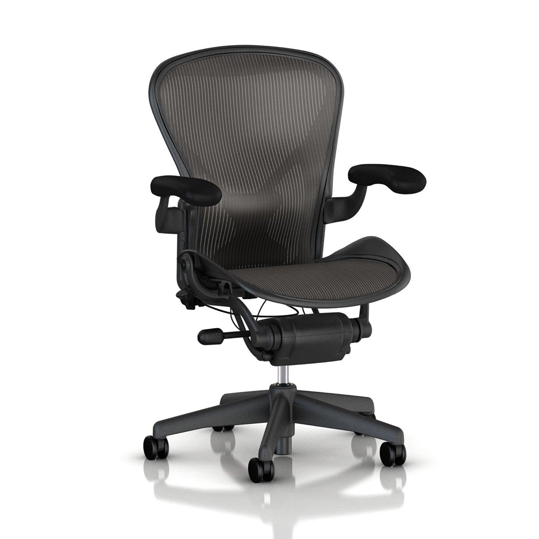 Herman Miller Aeron Task Chair Review: Amazing Adjustability | ErgoChill.com