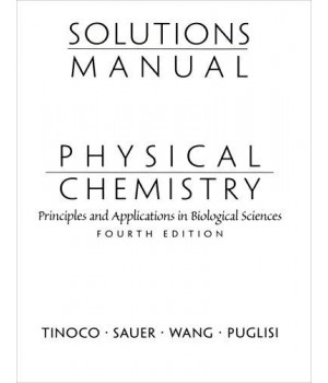 Buy Solutions Manual for Physical Chemistry: Principles