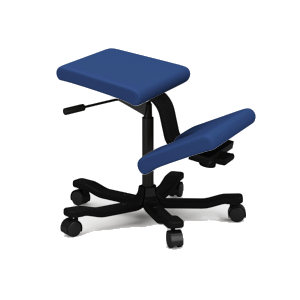 ergonomic chair types sit down kneeling a progressive spin on seating aligns the neck varier